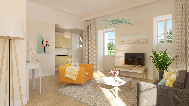 cogedim club r sidence les jardins d 39 artois 62000 arras r sidence service s nior. Black Bedroom Furniture Sets. Home Design Ideas