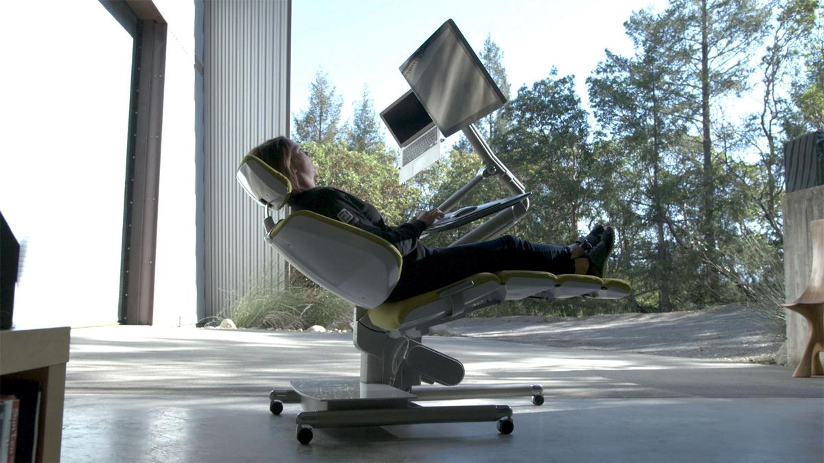 Une nouvelle façon de travailler : le poste de travail du futur