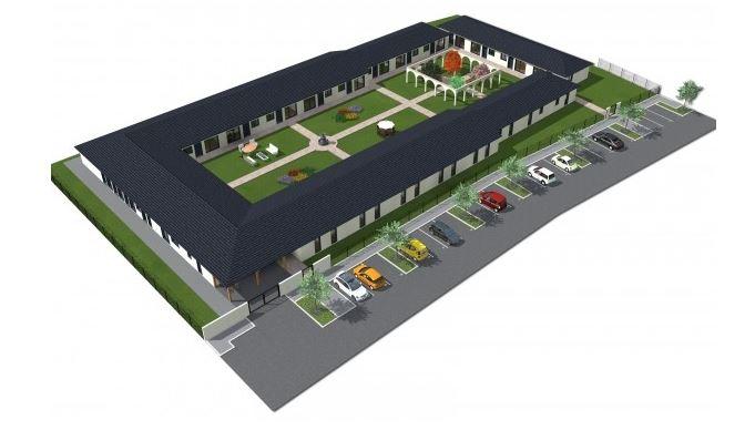 Un nouveau concept de résidence pour senior à Paray Le Monial