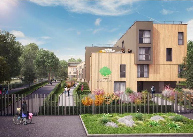 Une nouvelle résidence services seniors va ouvrir à SAINT-MICHEL-SUR-ORGE (91)