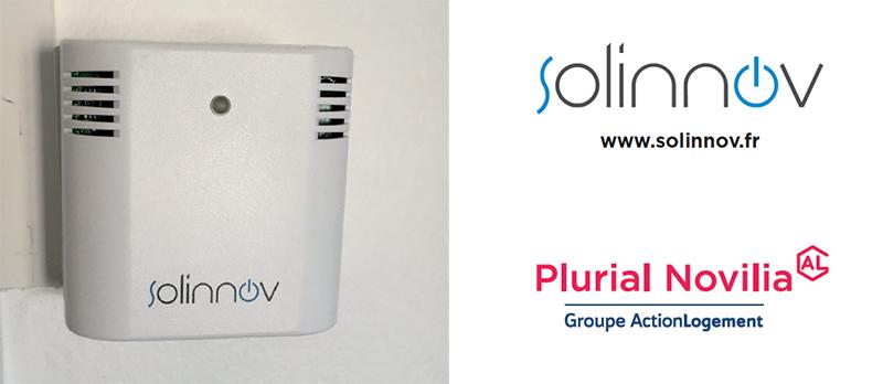 Logement senior : A Reims, cap sur le logement connecté, une expérimentation signée PLURIAL NOVILLA accompagné de la start-up SOLINNOV