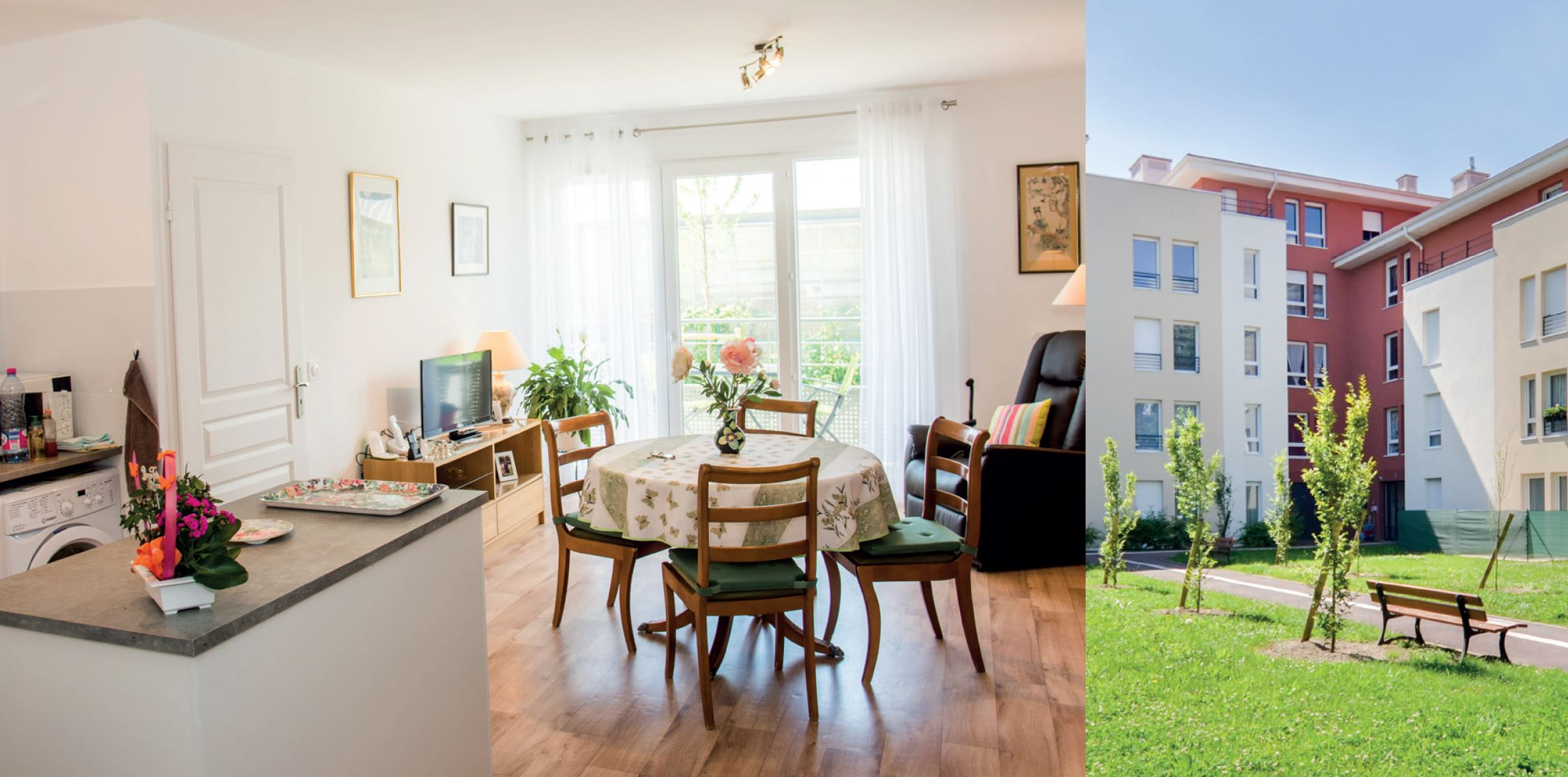 Habitat multi-générationnel & innovation sociale: Vous connaissez le concept d'habitat des Maisons de Marianne