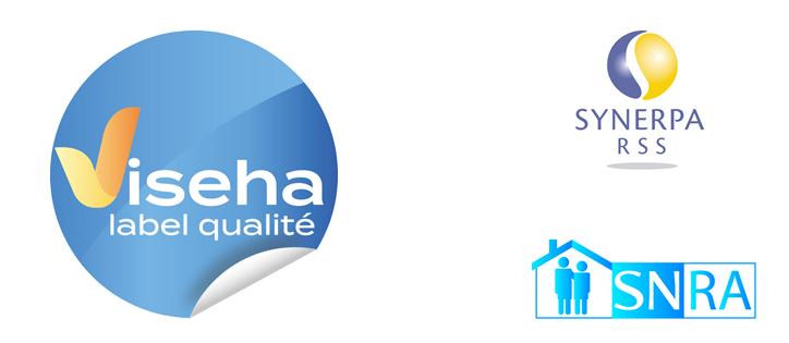 VISEHA, un label qualité pour les Résidences services seniors lancé par les deux syndicats SNRA et SYNERPA RSS