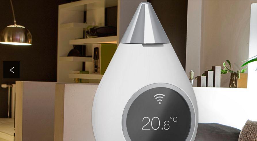 Ween et la maison intelligente : Un thermomètre connecté français récompensé au CES 2016